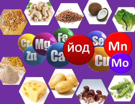 Медь, цинк, кальций, марганец, железо, хром — содержатся в этом чудо-продукте!