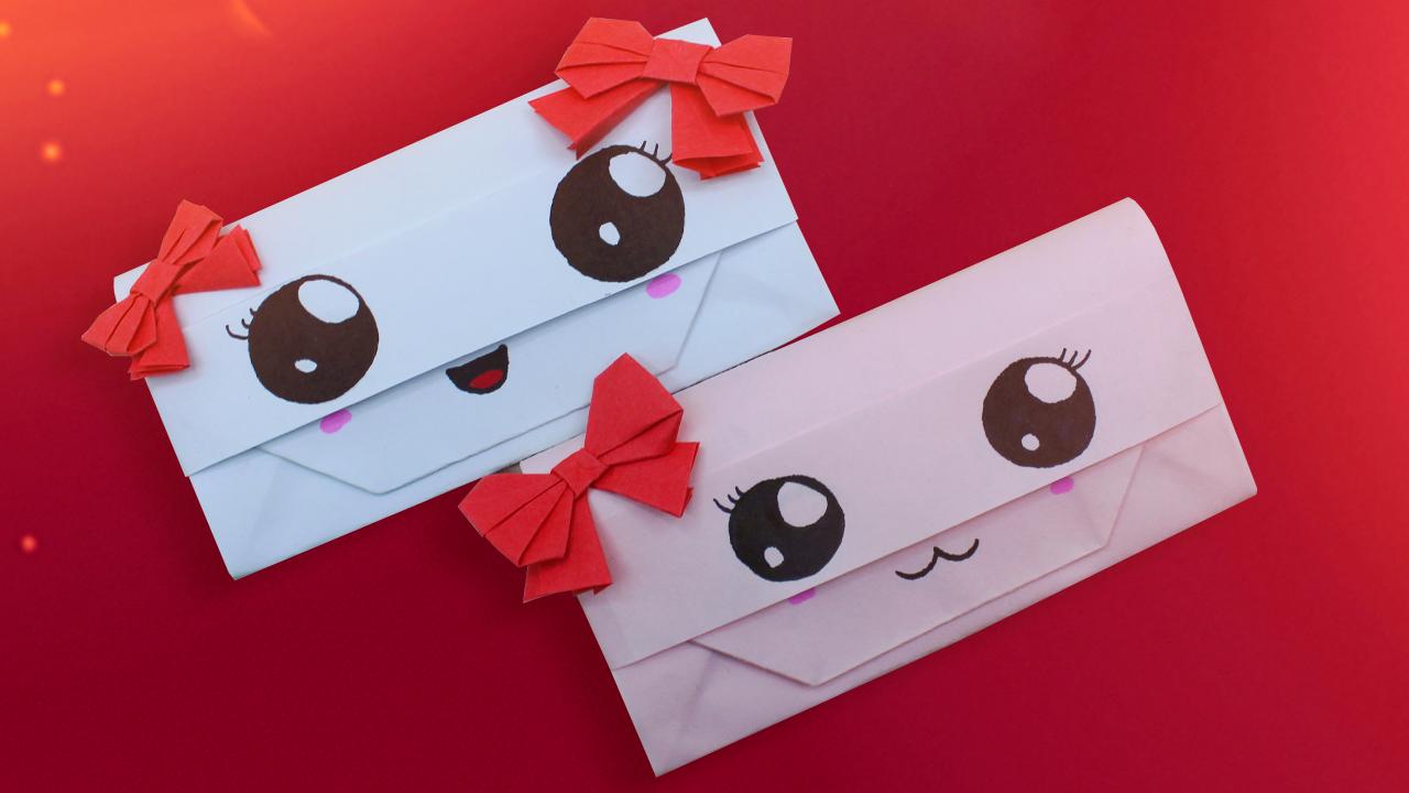 Как сделать кошелек оригами из 1 листа бумаги